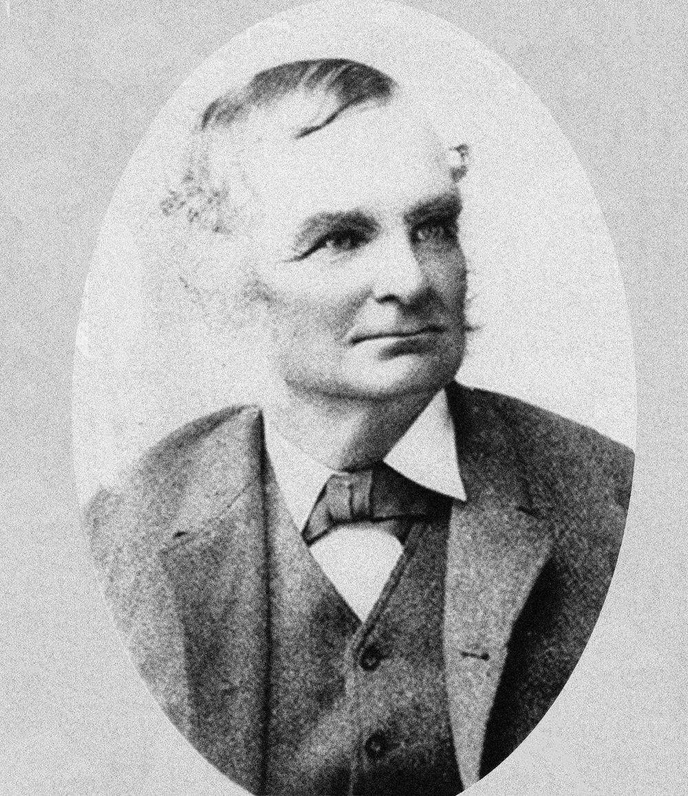 Charles Oates.