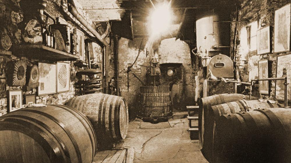 Romano Levi Grappa Distillery