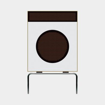 L 2 speaker, 1958, by Dieter Rams for Braun [CC BY-NC-ND 3.0] via Vitsœ.