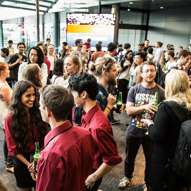 #tbt to Launch 2015! This year's event is only two days away so make sure you don't miss out and register (it's free)! https://www.eventbrite.co.nz/e/chiasma-launch-2016-registration-22476433618