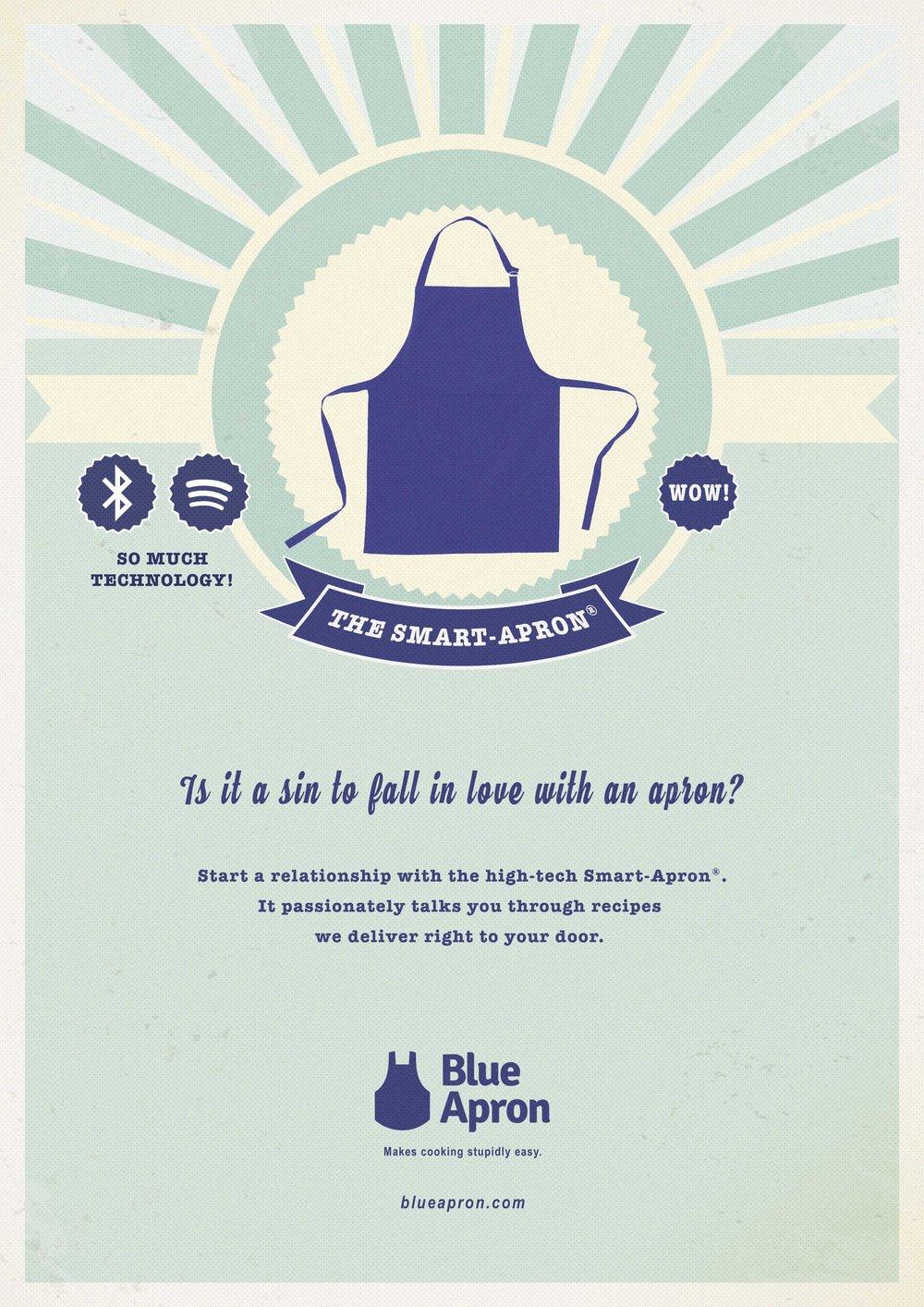 Blue apron jersey city number - Ba 1 Jpg