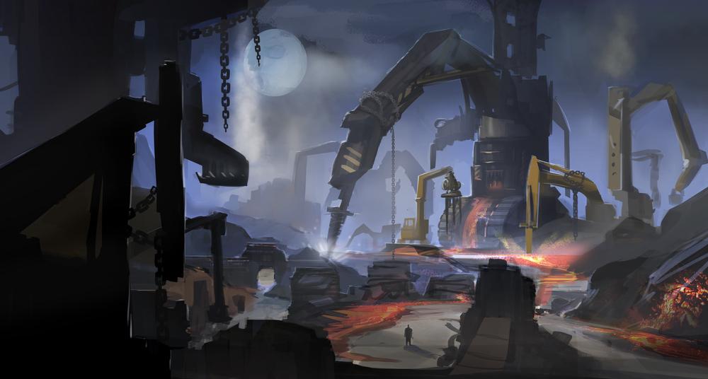 Borderlands 2: Mr. Torgue's Campaign of Carnage / Forge