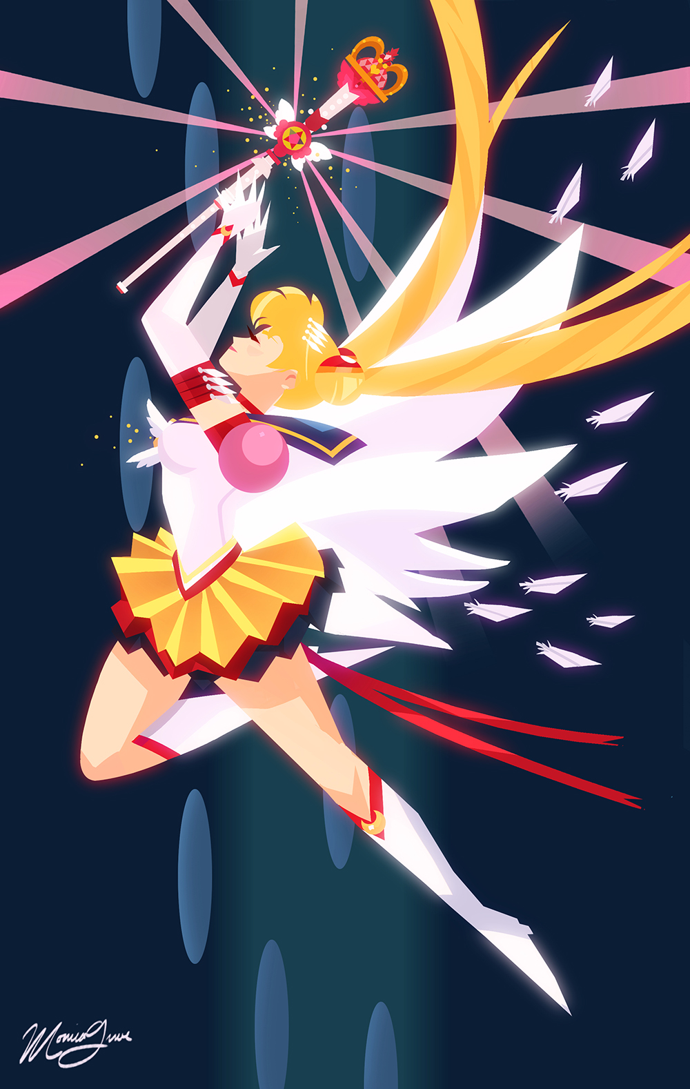 Moon Eternal / Sailor Moon 20th Anniversary Show
