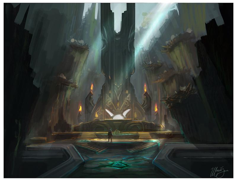 Sorcery / Fireshrine