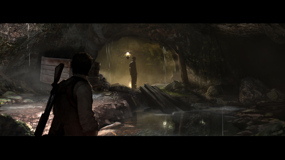 The Evil Within / Early paintover concept of next-gen features