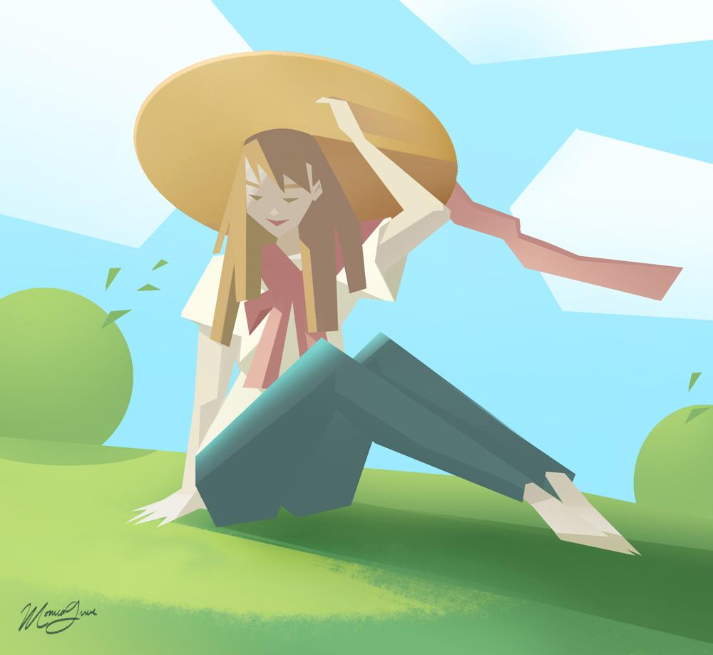 Cream Spring