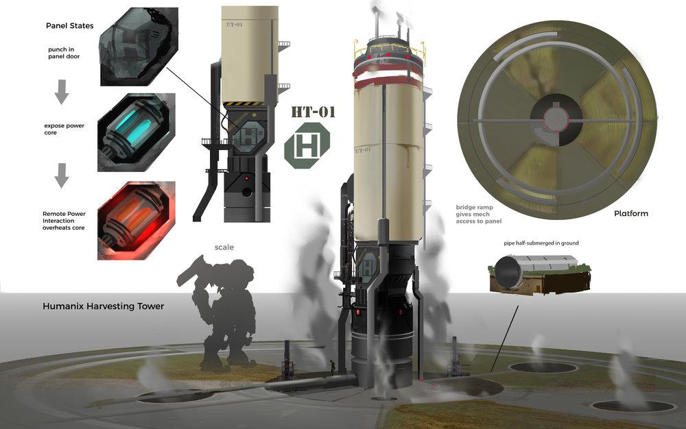 Archangel (VR) - Humanx Tower