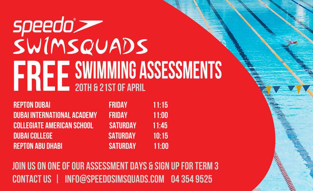 You can just pop in to our free assessment days, no need to book!