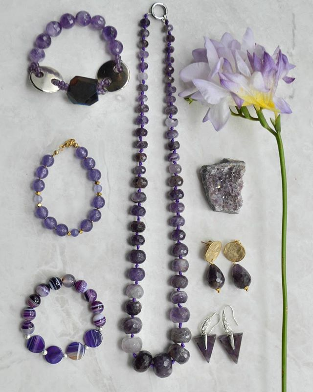 #amethyst mood 💜 Discover our #jewellery at www.excessjewellery.com (link in bio)  #jewels #toptags #jewel #fashion #gems #jewellery #gemstone #bling #likebackteam #earrings #trendy #accessories #jewelrydesign #jewellerylover #beautiful #bracelet #style #necklace #fancyjewelry #instajewelry #finejewelry #jewelrygram #fashionjewelry #jewelryaddict #like4like  #jewelrydesign