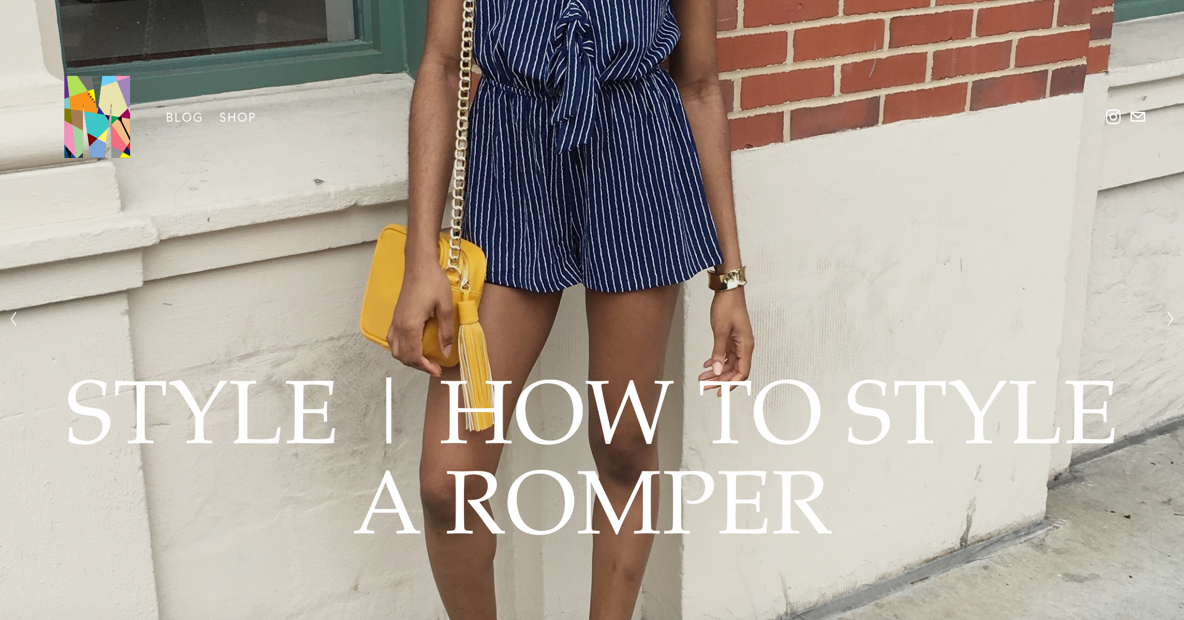 How to Style a Romper | www.memkoh.com
