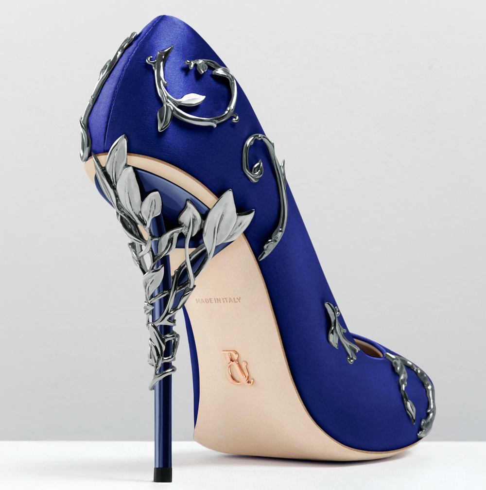 Eden pumps by Ralph and Russo