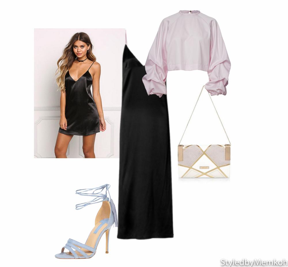Dress: Rag & Bone | Top: Johanna Ortiz| Shoes: Dorothy Perkins| Bag: Option 1 | Option 2