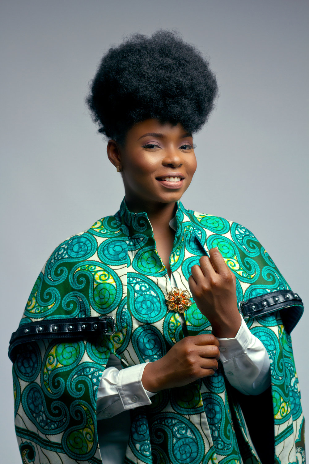Top female artist, Yemi Alade