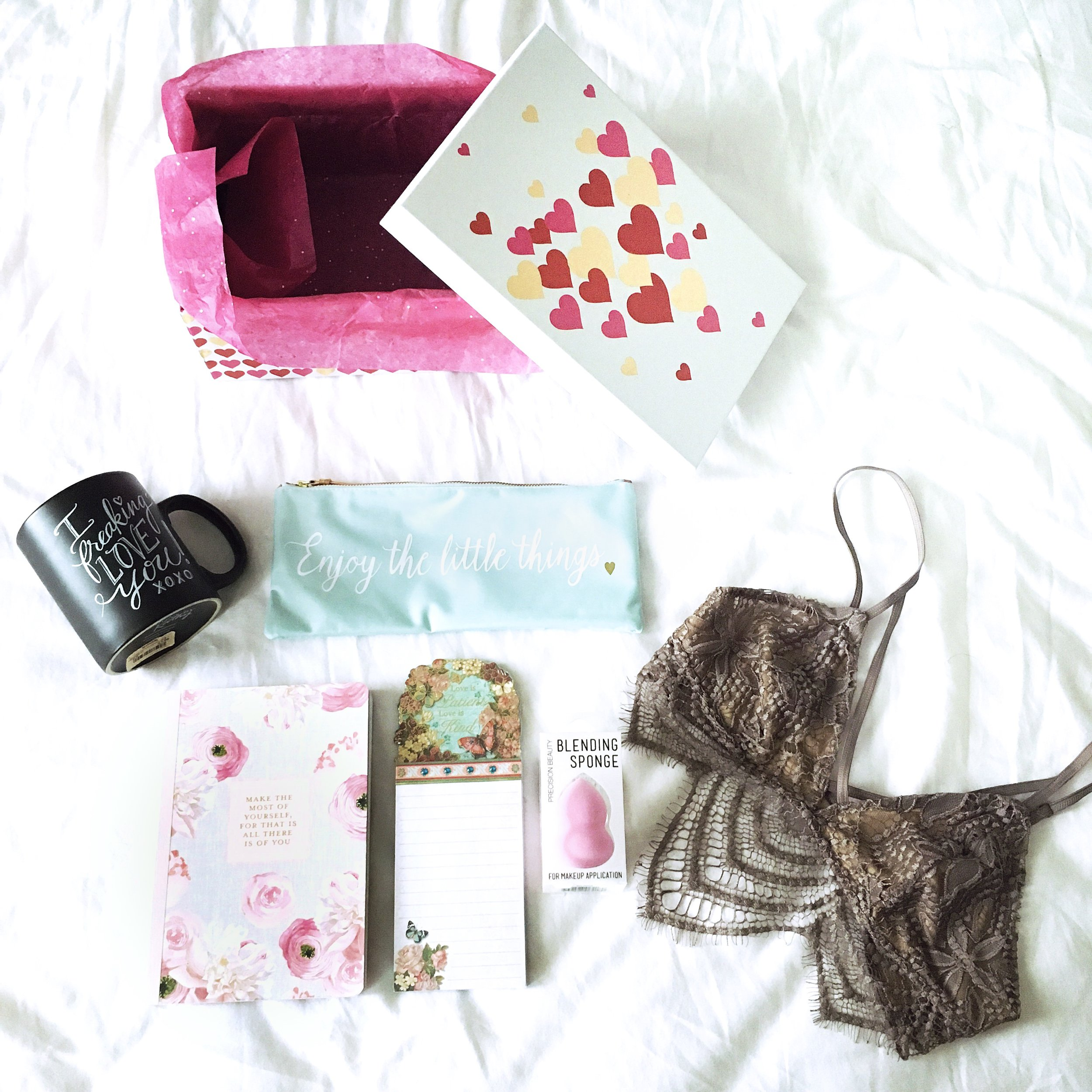 The Memkoh Valentine's Box