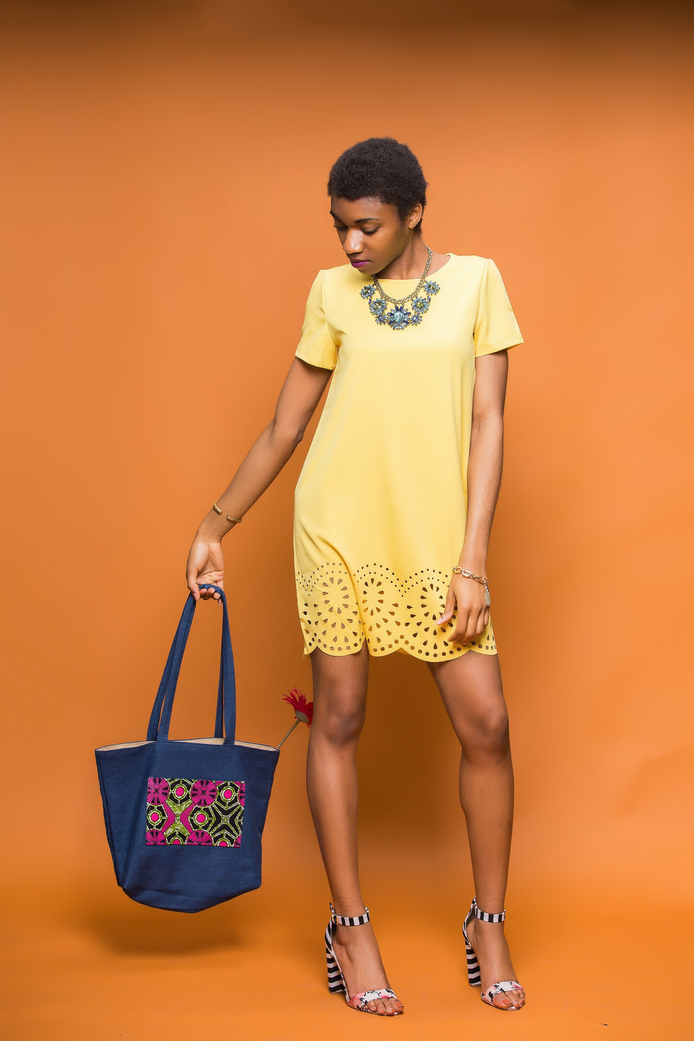 Tote by Inidara Brand. Use MEMKOH for 10% off any order