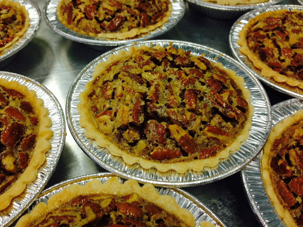 This is the mini version on the menu at Farm To Fork as a seasonal pie
