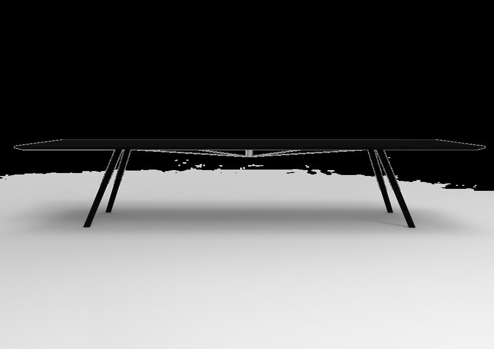 LINO T in XL-Version / am Bild 400x 110 cm