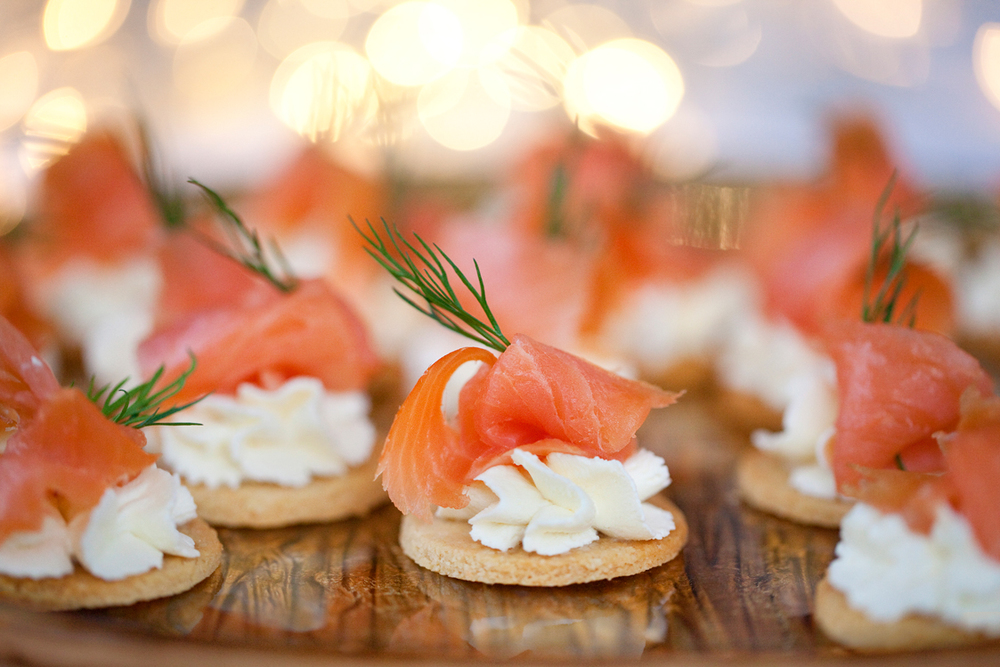 Smoked Salmon Amp Cream Cheese Canap 233 S Primal Plate
