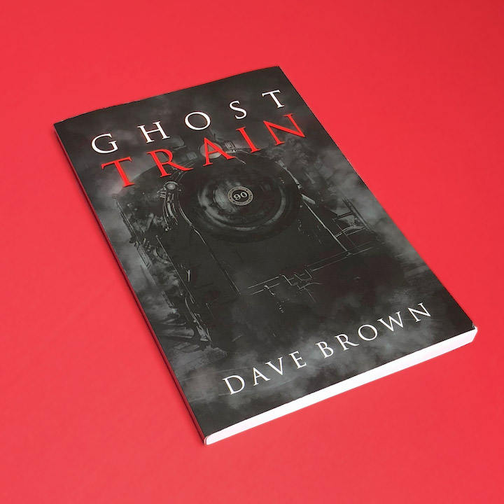 Ghost Train Front Cover