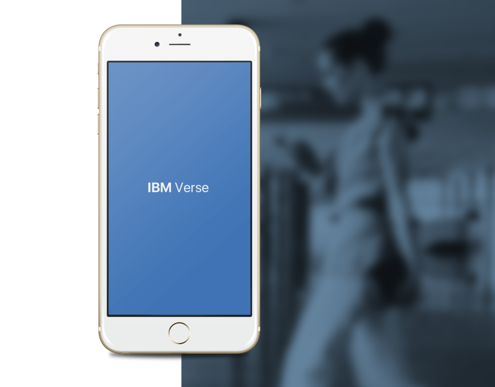 Verse Mobile - I worked as a mobile designer on this IBM application. Learn more