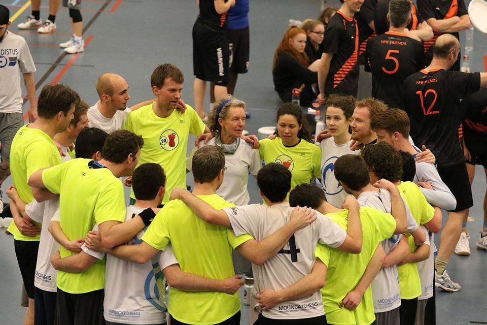 A well-spirited final to end the tournament. Photo credits: Niek Bakker