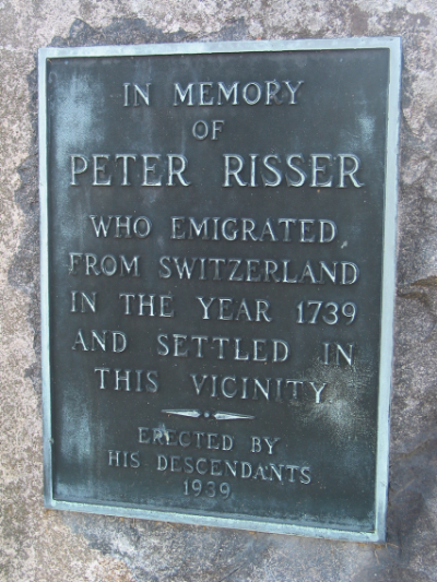 In Memory of Peter Risser
