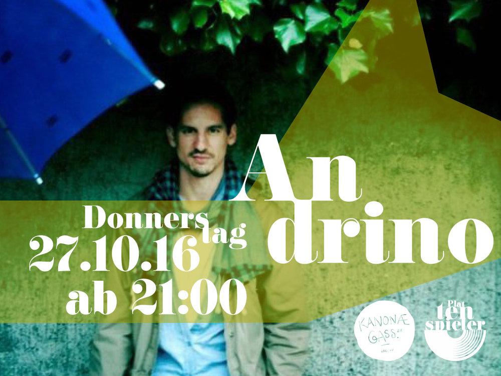 DJ Andrino