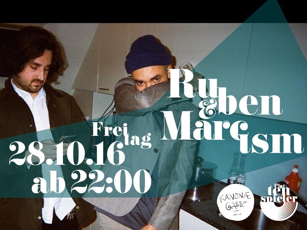 DJ Ruben&Marcism