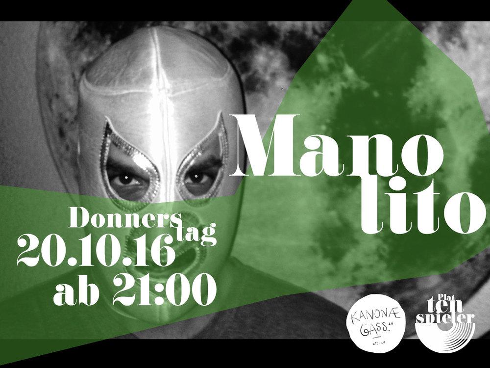 DJ Manolito