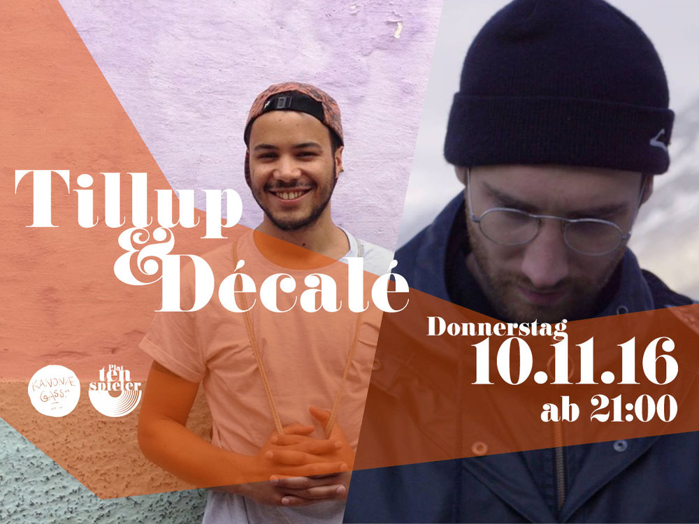 DJ Tillup & Décalé