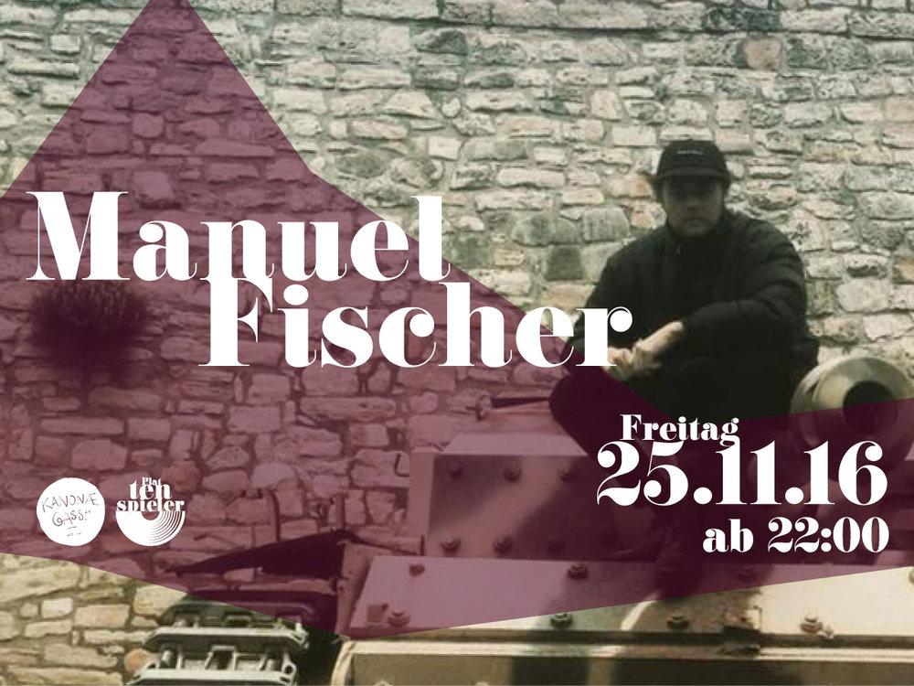 DJ Manuel Fischer