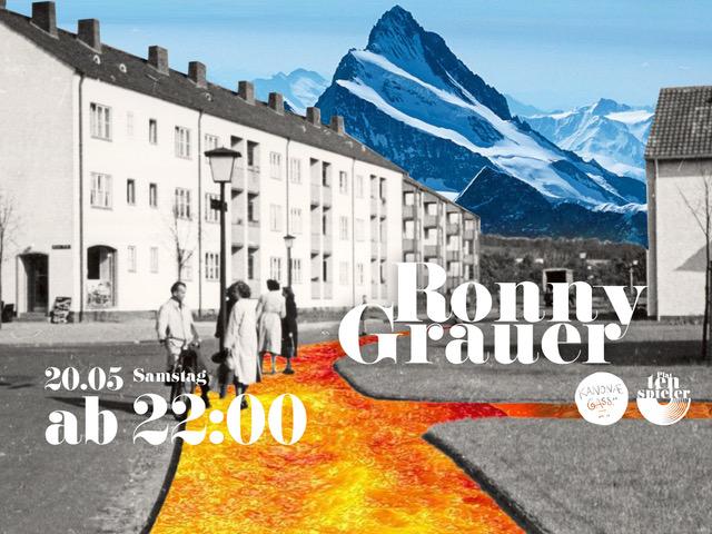 Bar Zürich Kanonaegass Kreis 4 Ronny Grauer