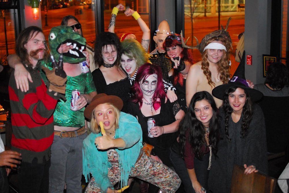 Scary-Okee on 10/26 at 9pm   Karaoke, Burnt City Beer specials & costume prizes!     More info