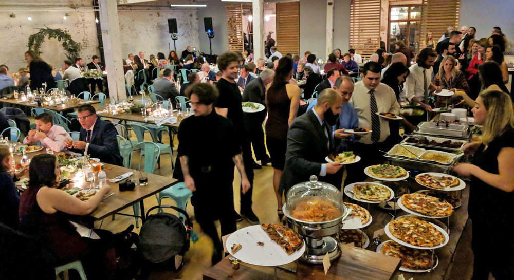 Throwing a party?   We cater events    Learn more