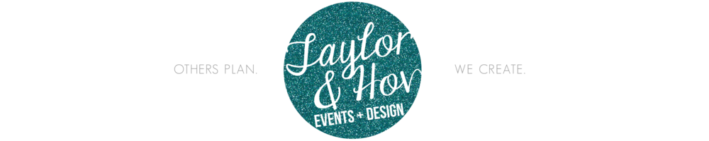 Wedding & Event Planning, Graphic Design: Washington, DC, Silver Springs, MD: Taylor & Hov