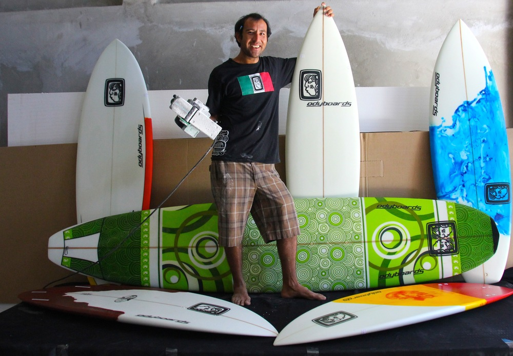 ody boards