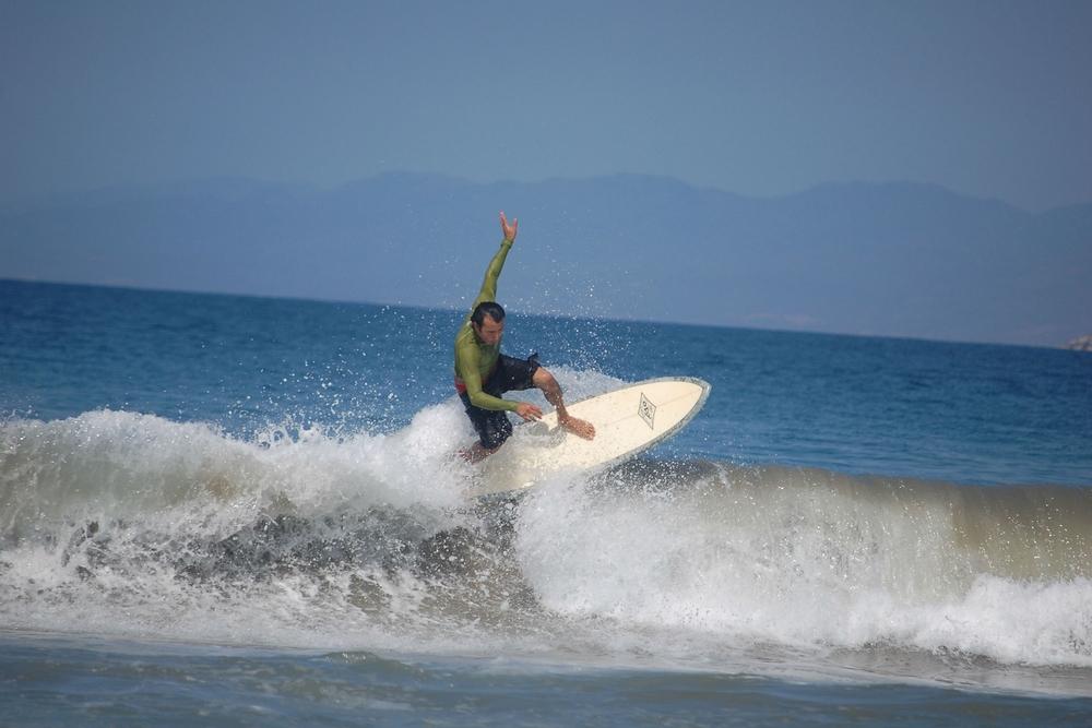 Ody Ordaz in La Punta