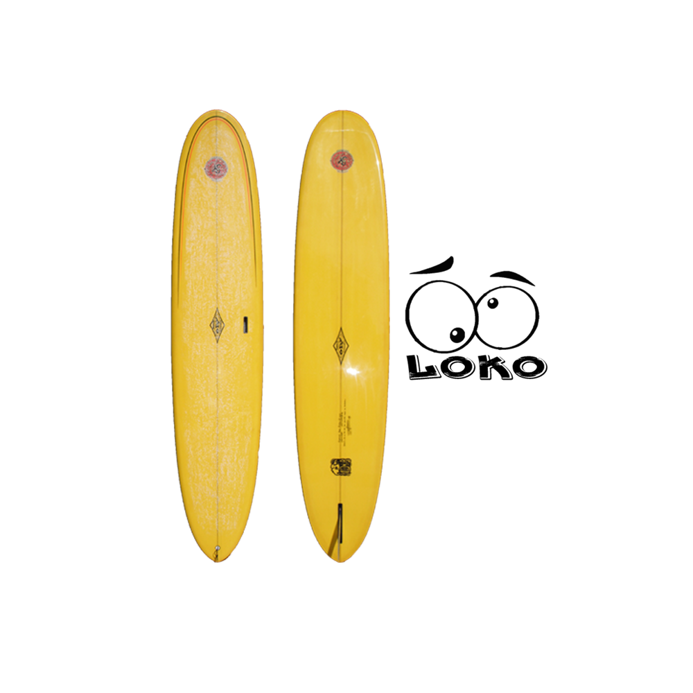 Tint Yellow Deck / Solid Yellow Bottom