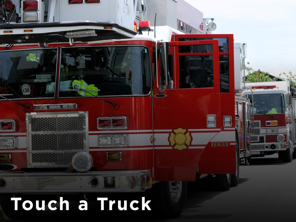 Touch a Truck