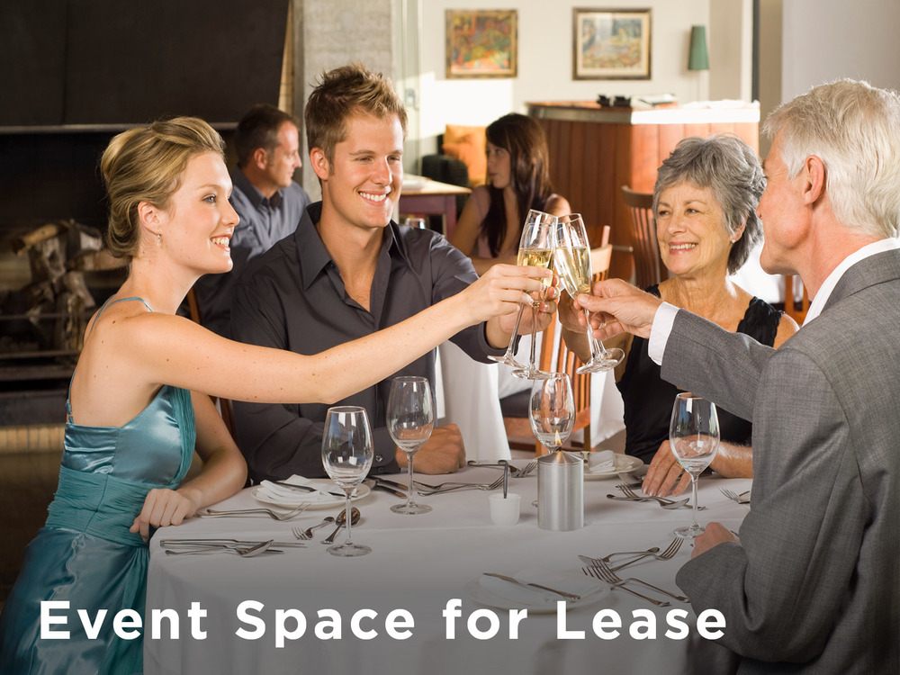 Event Space for Lease