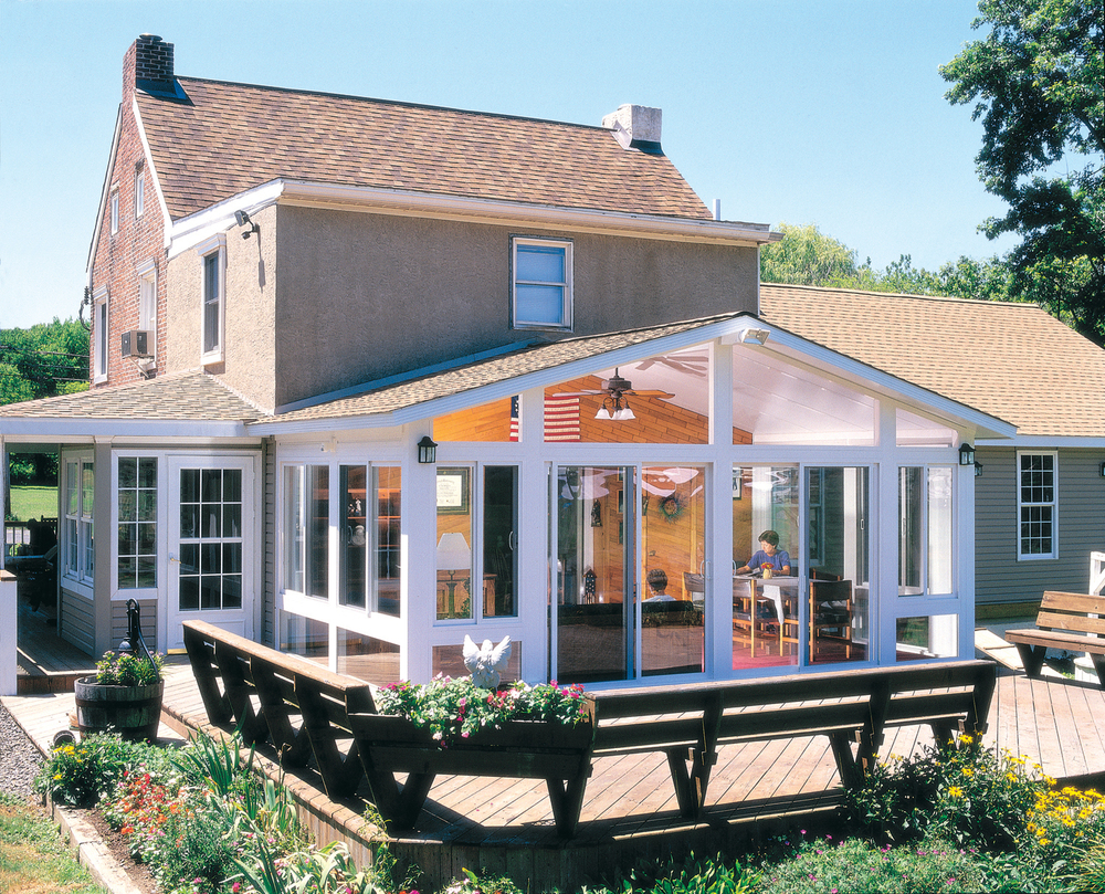 Sunroom and shade products to make your backyard space the 4 season solarium