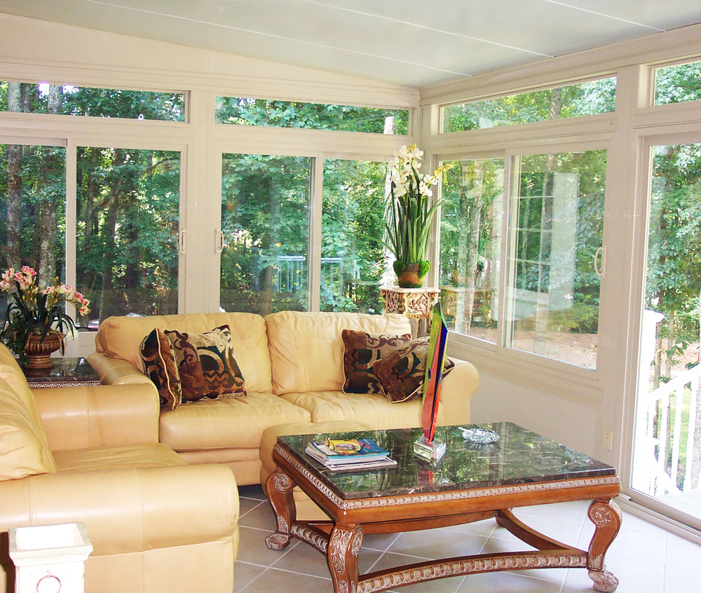 Sunroom and shade products in new hamphire and 4 season solarium