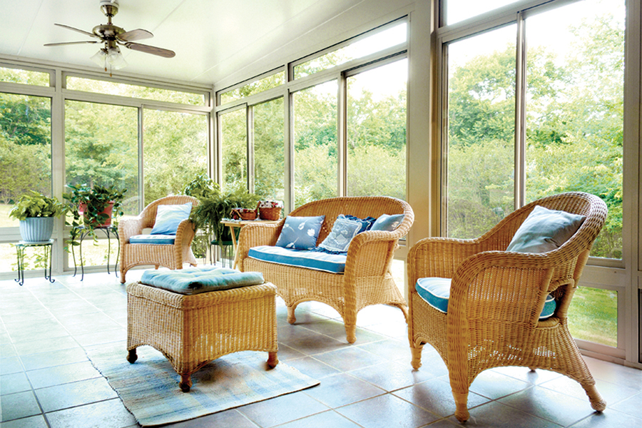 3 Season Sunroom