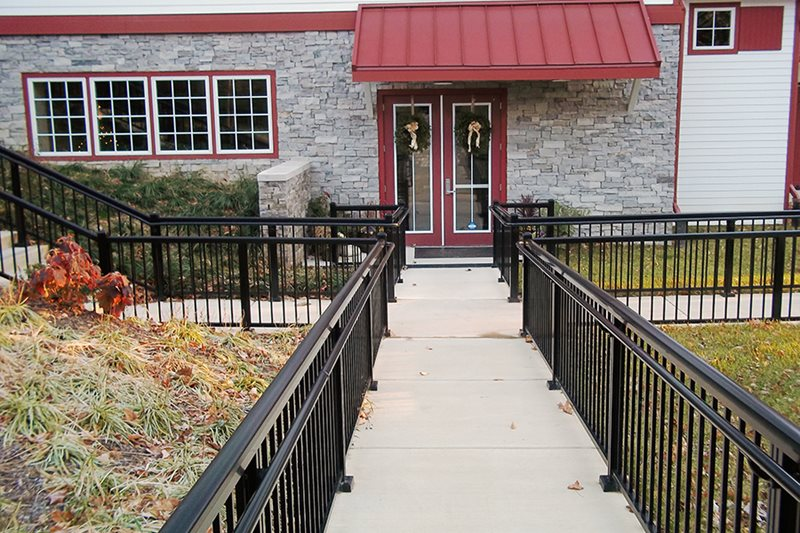Commercial Railings