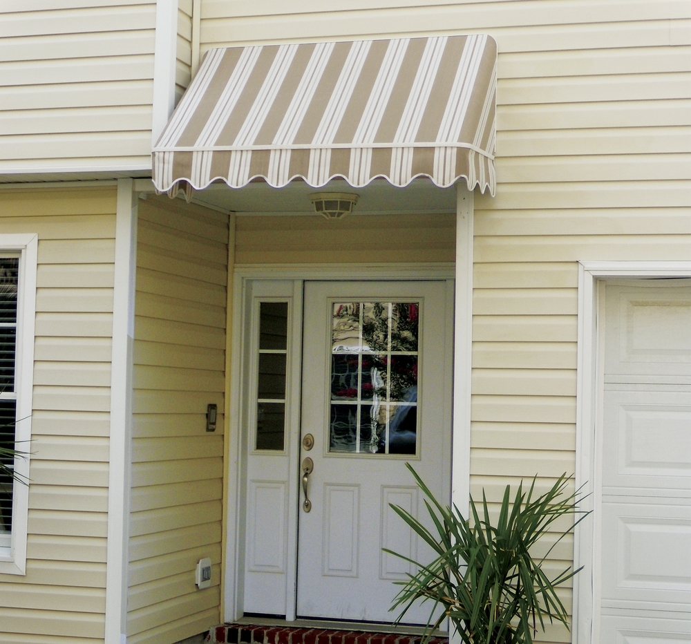 Door Hood or Awning