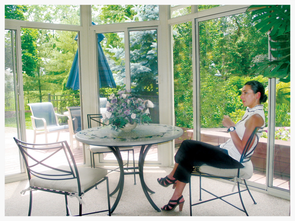 Betterliving Patio Sunrooms in New Hampshire