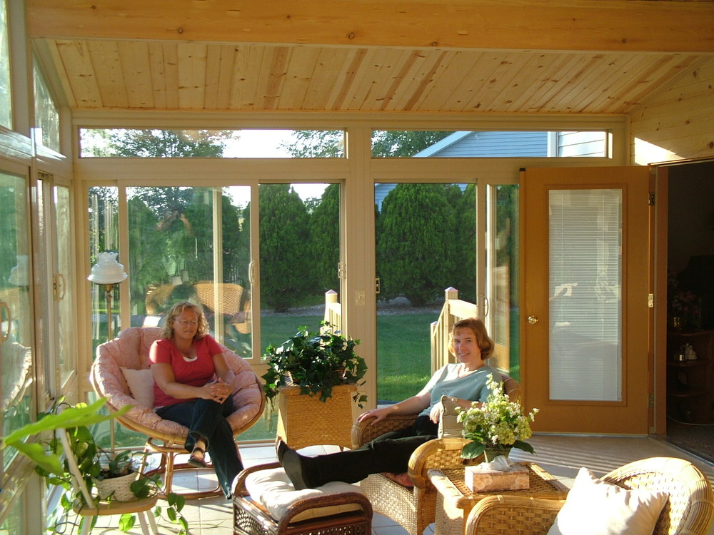 Escape the ordinary with a sunroom!