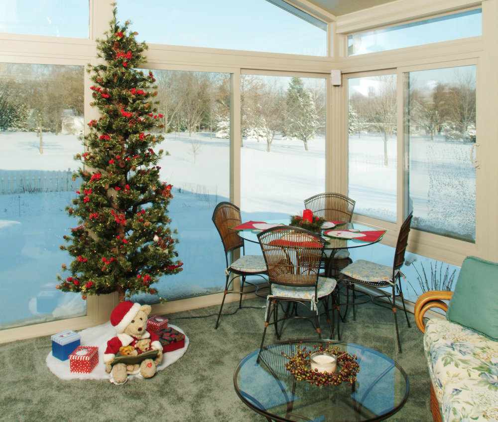 Betterliving year-round sunroom