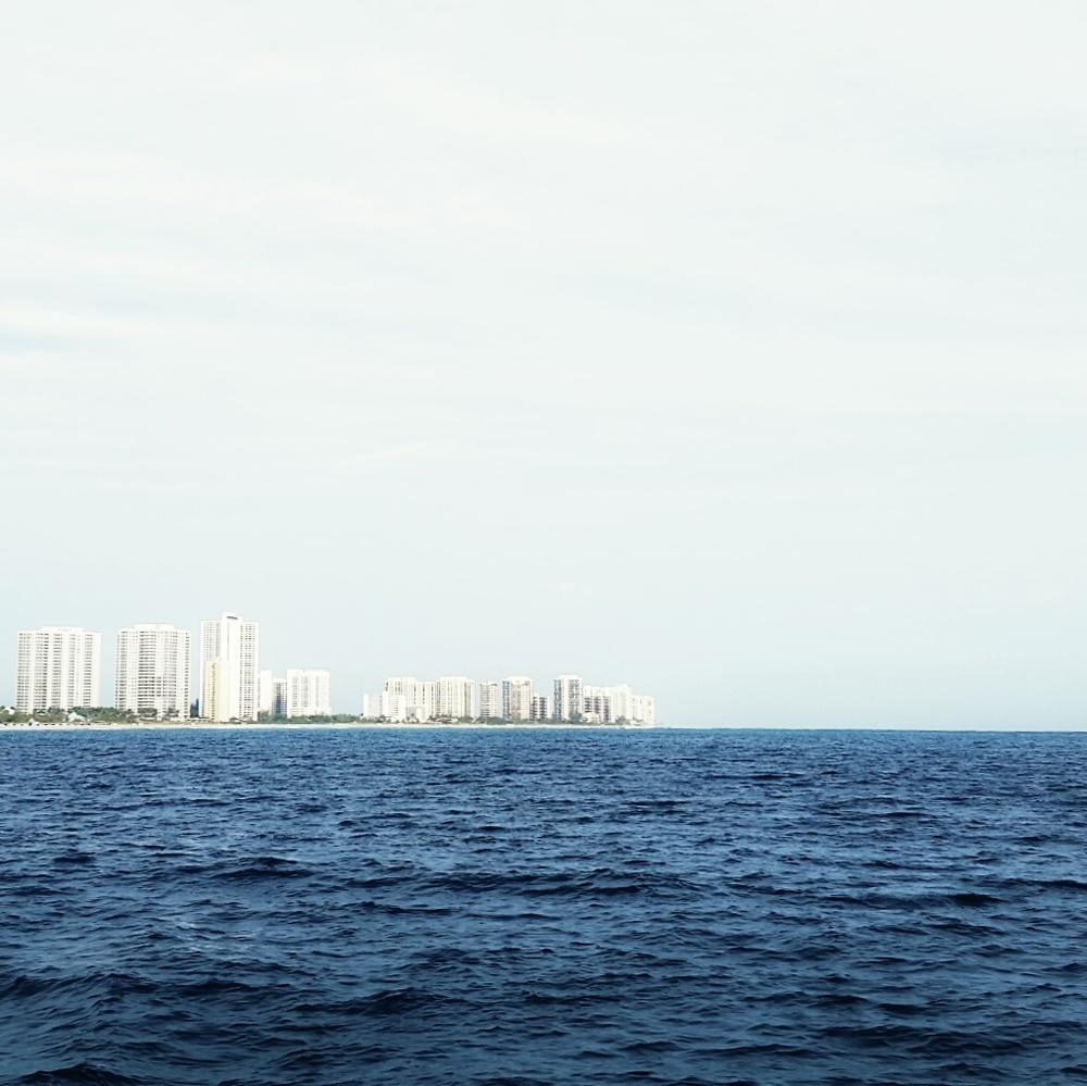 So long, States. Next stop: Panama.