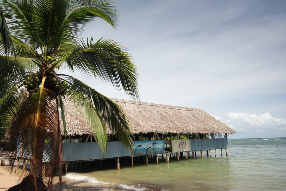 PANAMA: CARIBBEAN